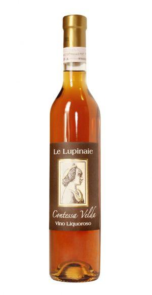 Vino liquoroso Contessa Velda Azienda Le Lupinaie Toscana