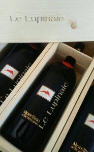 Vino Tipico Toscano con Etichetta Personalizzata | Azienda Le Lupinaie