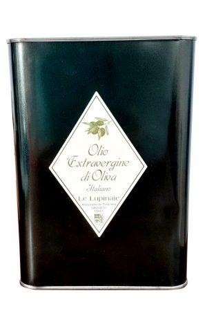 Lattina di Olio Extravergine di Oliva Toscano da 1 Litro