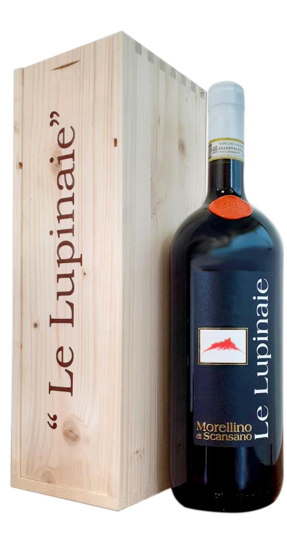 Morellino di Scansano Magnum | Azienda Le Lupinaie | Vino rosso toscano